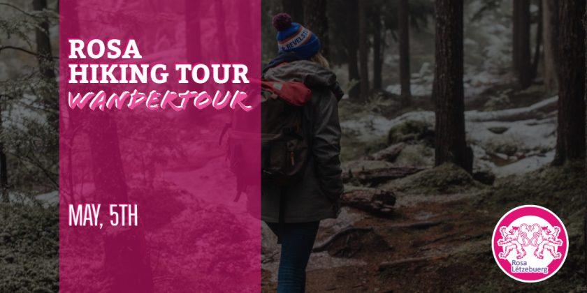 Rosa Hiking Tour