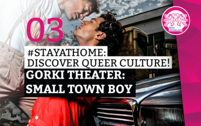 #StayAtHome 03: Small Town Boy