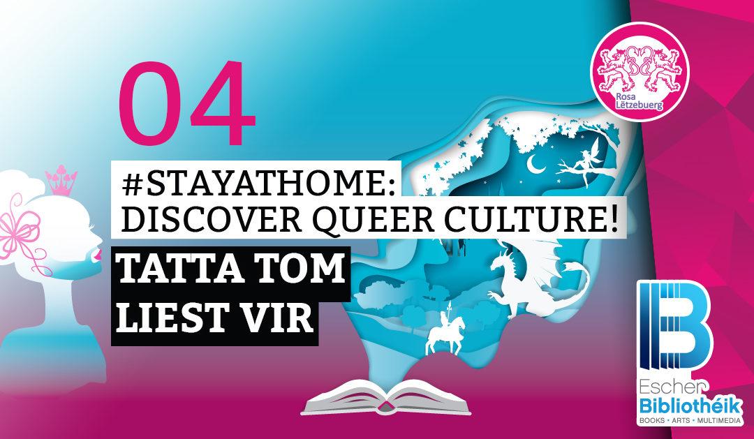 #StayAtHome 04: Tante Tom lit à haute voix