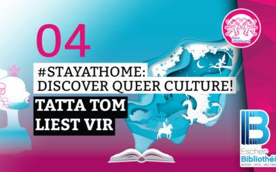 #StayAtHome 04: Tante Tom liest vor