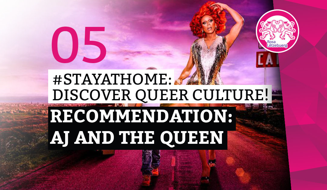 #StayAtHome 05: AJ and the Queen