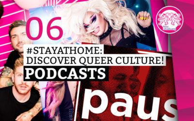 #StayAtHome 06: Podcasts