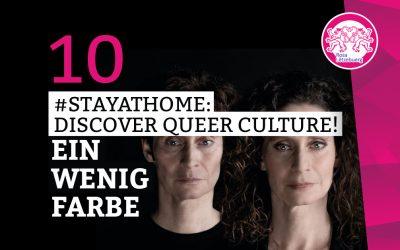 #StayAtHome 10: Ein Wenig Farbe