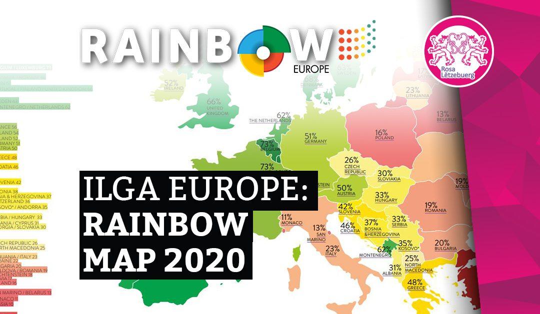 Pressemitteilung: Veröffentlichung der Rainbow Map & Index 2020