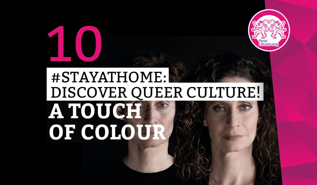 #StayAtHome 10: A Touch Of Colour – EN