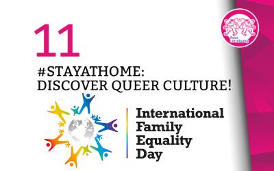 #StayAtHome 11: Internationaler Regenbogenfamilientag