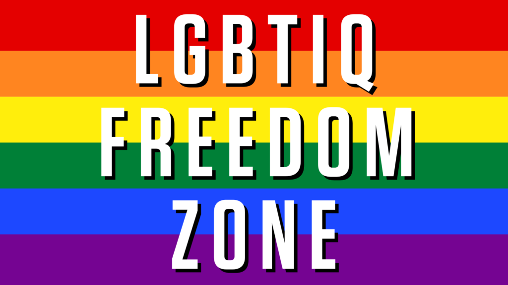 "CALL FOR ACTION: The EU as an ""LGBTIQ Freedom Zone"""