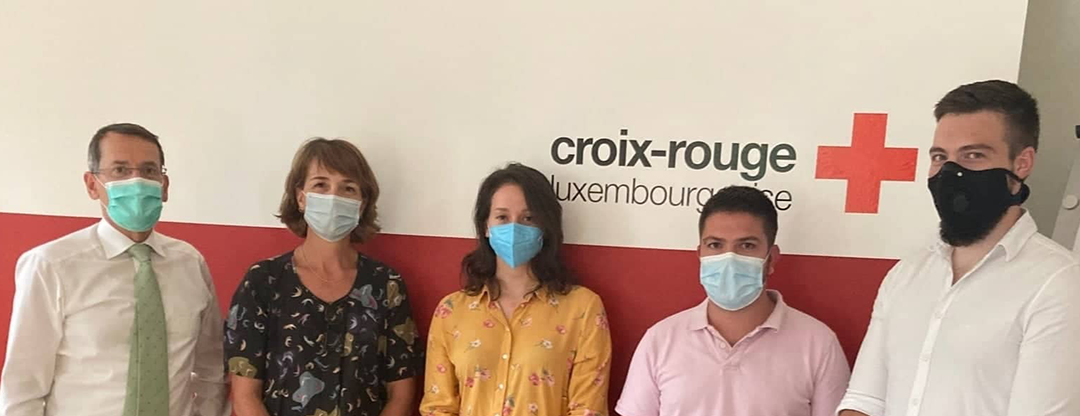Changes in blood donations: Croix Rouge adapts questionnaire after exchange with Rosa Lëtzebuerg